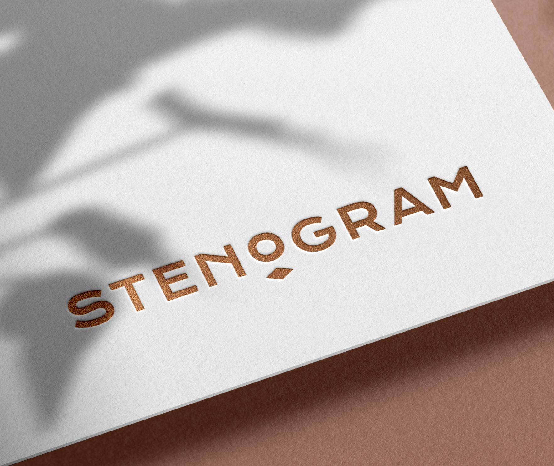 Stenogram