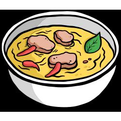 nerdish curry