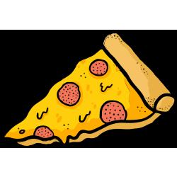 nerdish pizza