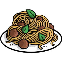 nerdish pasta