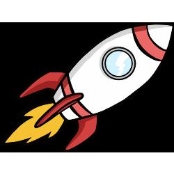 nerdish rocket