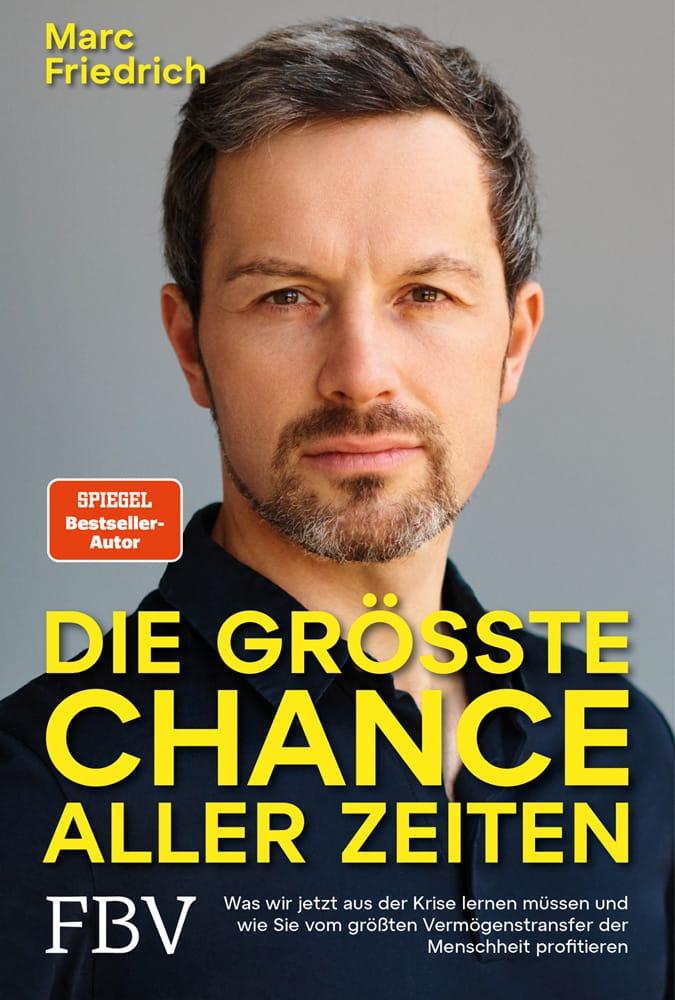 """Buchcover von """"Die größte Chance aller Zeiten"""""""