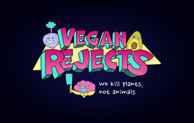 Vegan Rejects Logo
