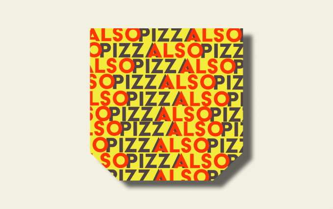 Also Pizza Logo