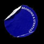 Branding and stategist seal