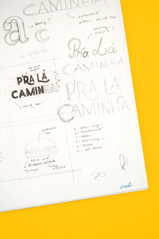 P'ra lá Caminha project photo