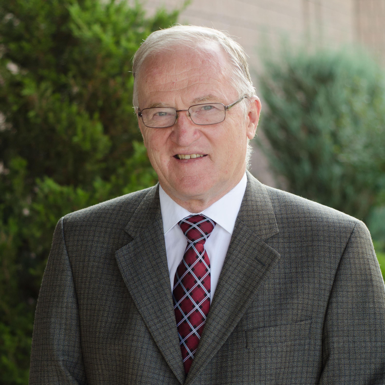 Pastor Paul McPherson