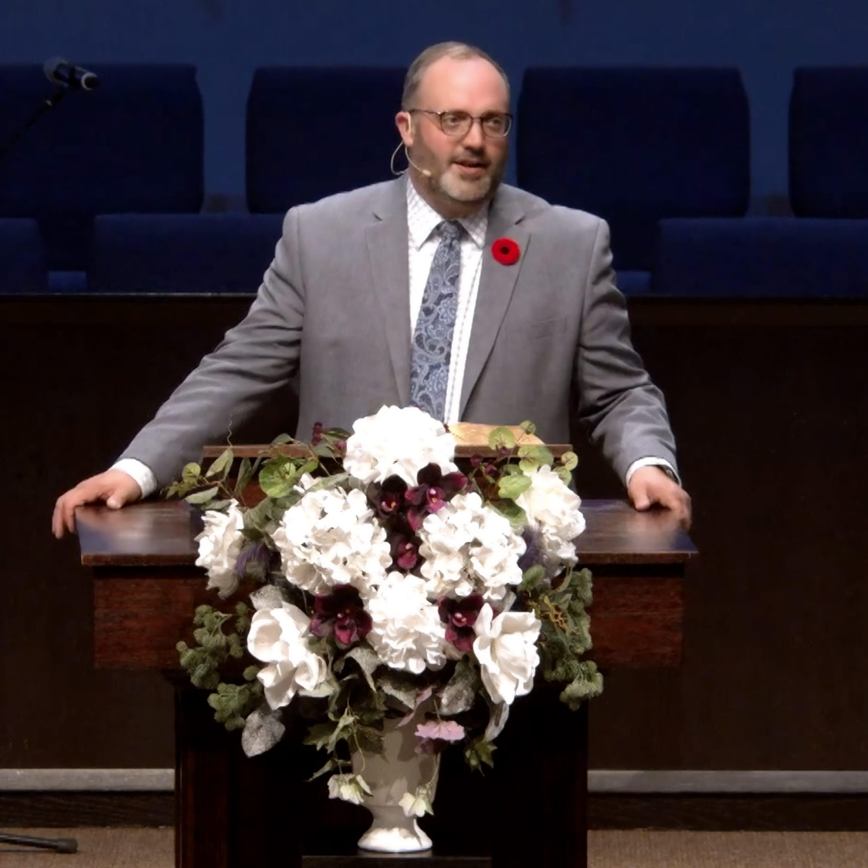 Pastor Brandon Lake