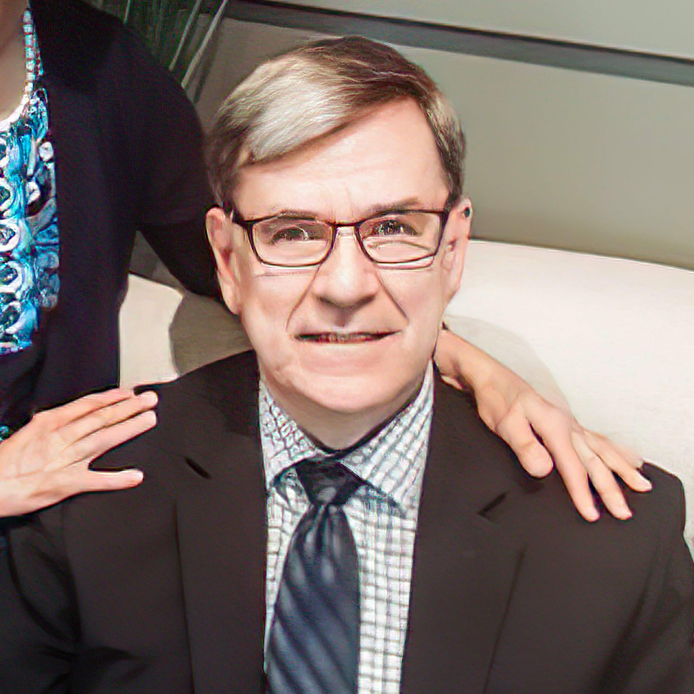 Pastor Eugene Epp