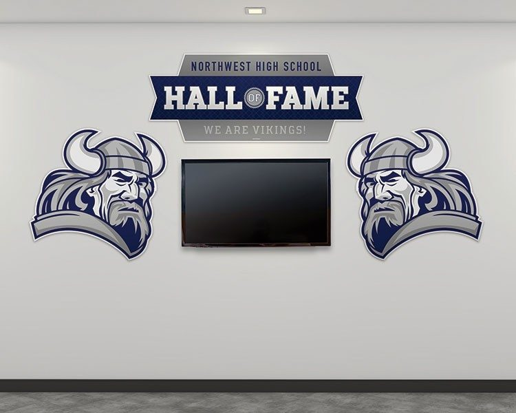Digital Wall of Fame