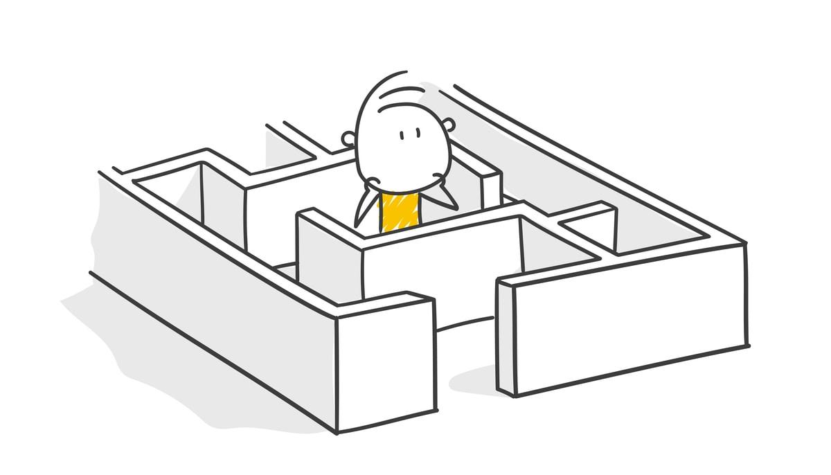 Finding treasure in the idea maze