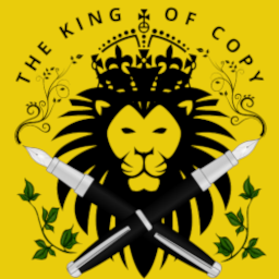 The King Of Copy Logo