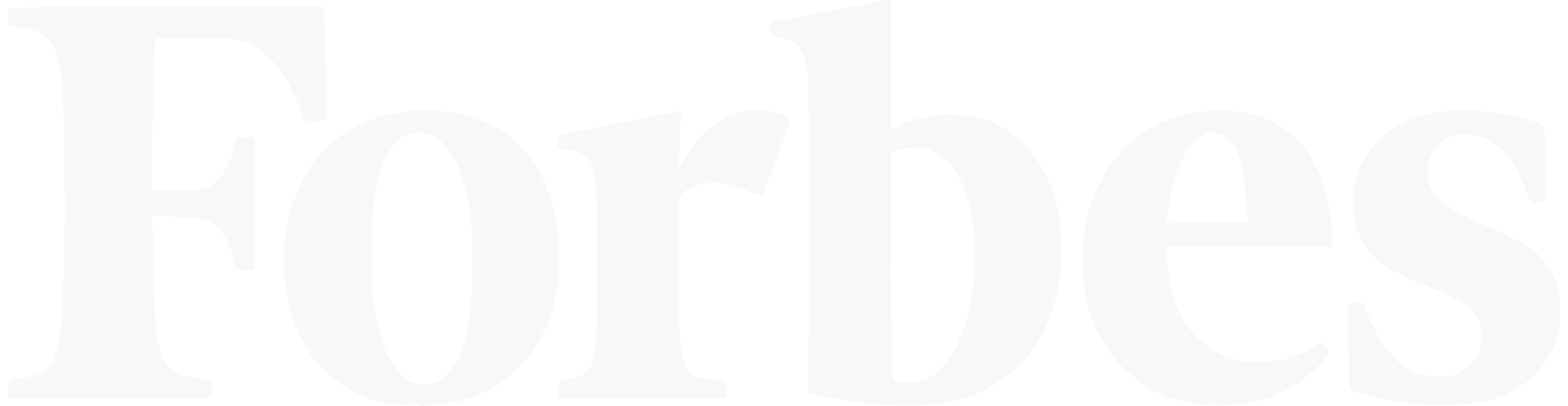 A Forbes logo, all text.