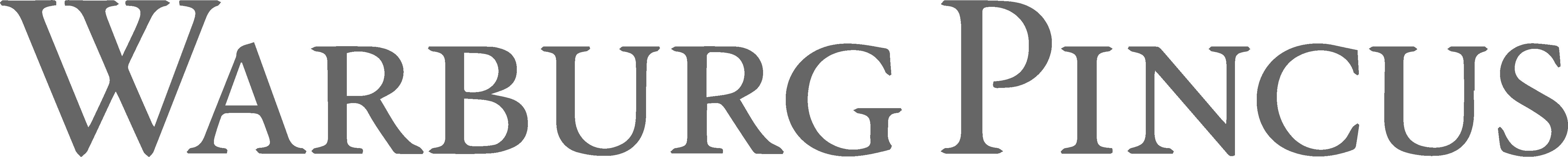 Warburg Pincus logo.