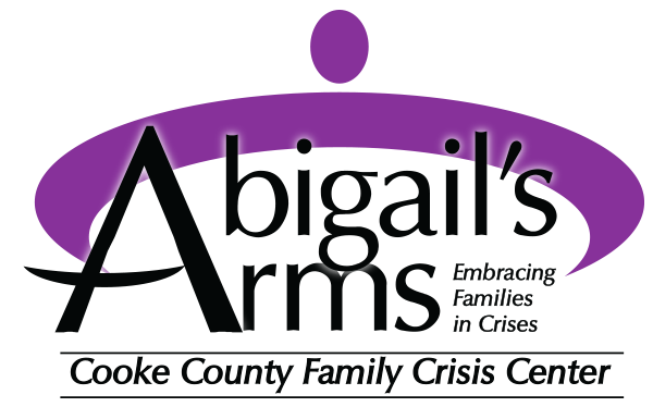 Logo for local domestic violence or sexual assault program