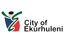 City of Ekurhuleni Logo, Ekurhuleni is on of our most trusted Clients