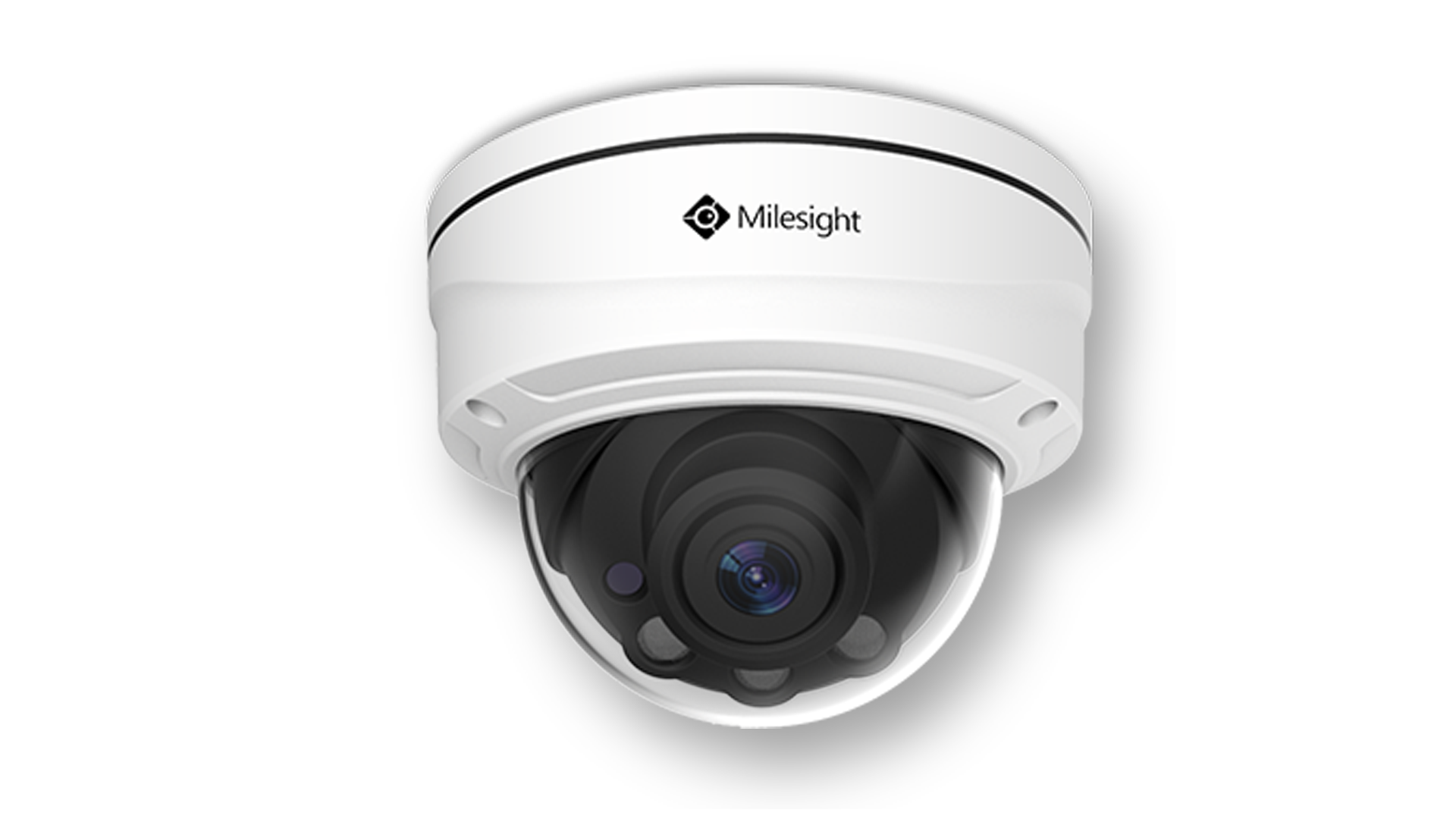 Mile Sight dome camera from the pro series, some of Milesight's best products.