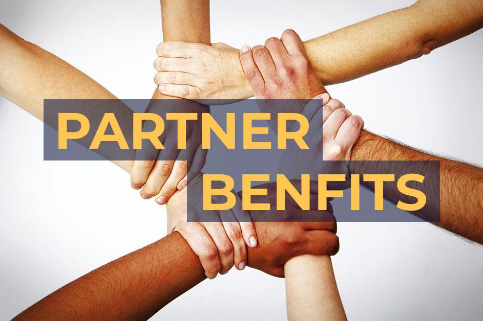 Partner Program Benefits Image