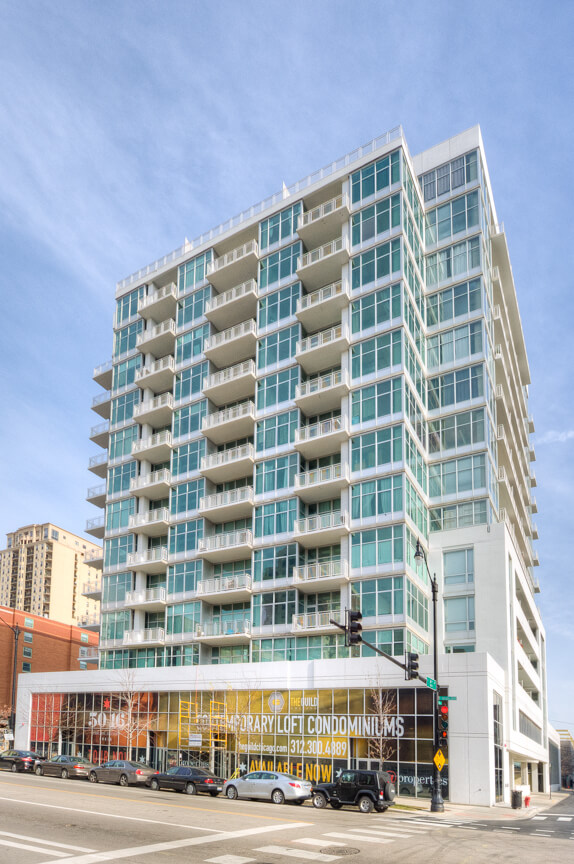 Mid and High Rise Leasing in Chicago