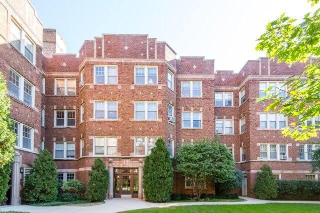 Garden Style Apartments Chicago