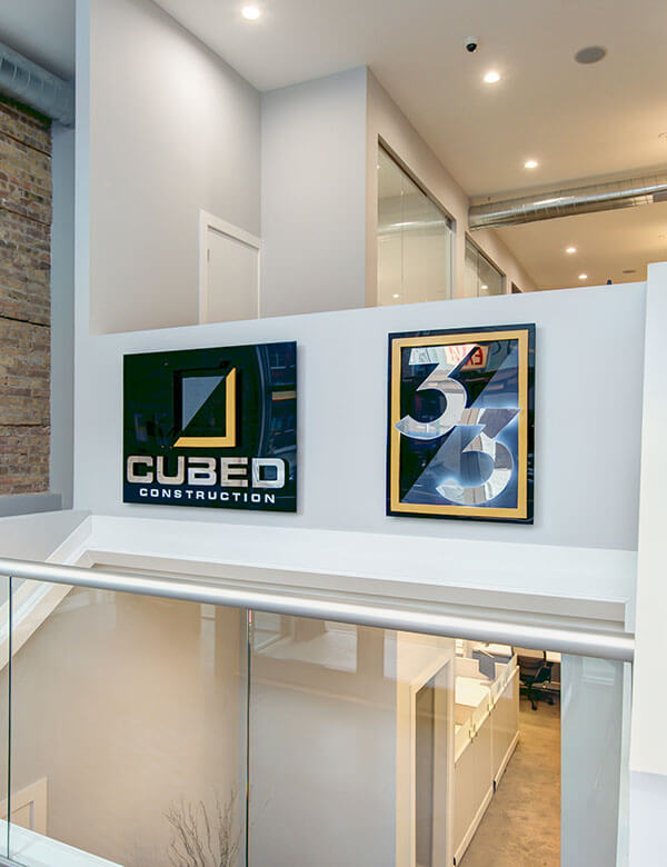 33 Realty & Cubed Construction Office