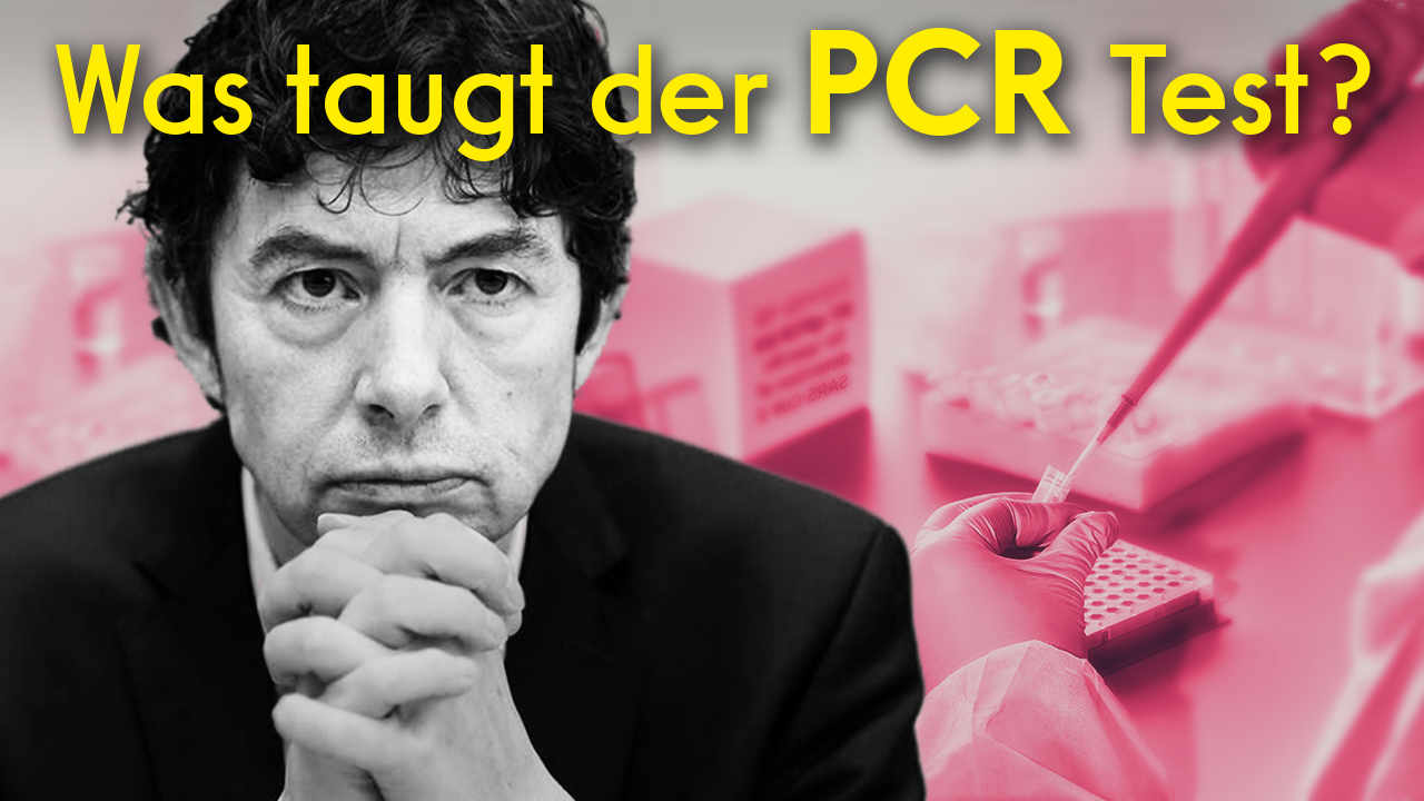 YouTube: Was kann der PCR Test? (Lockdown 3.0)