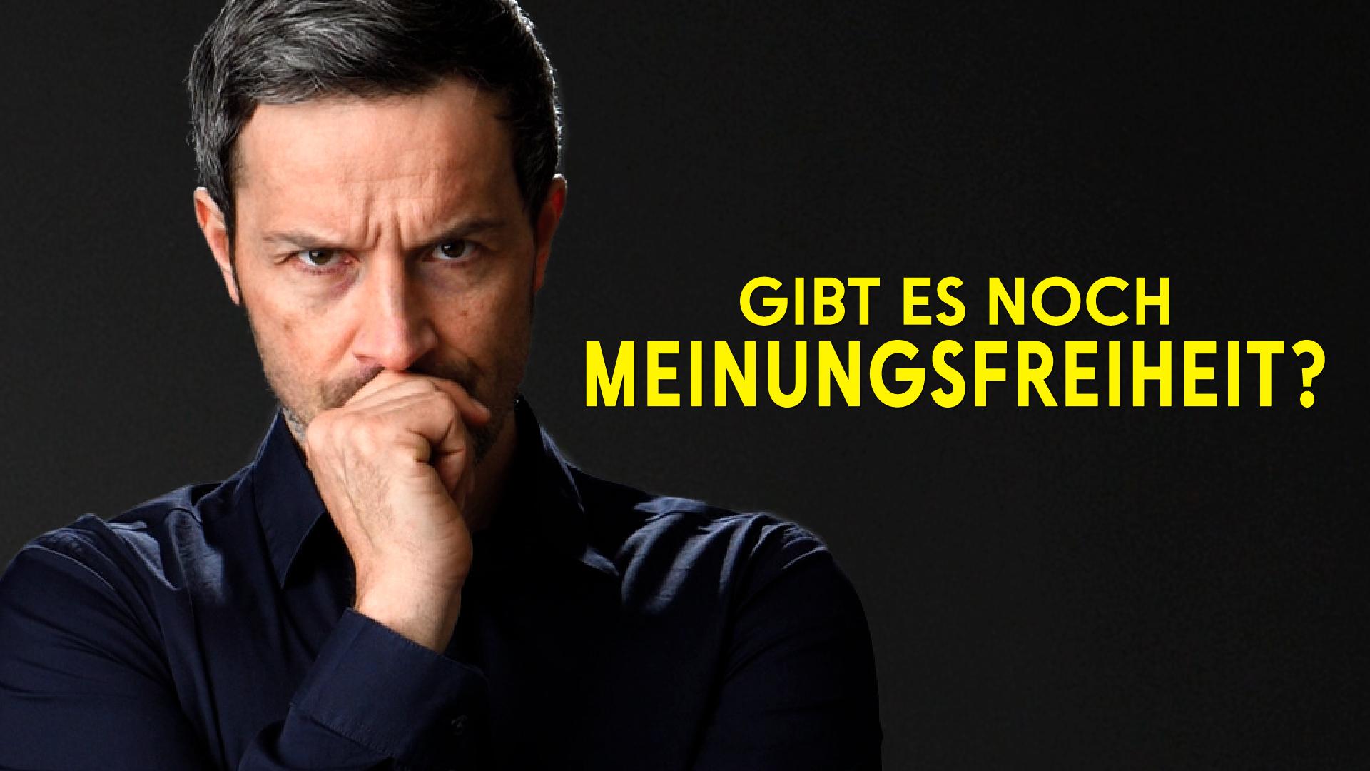 YouTube: Meinungsfreiheit in GEFAHR! (#allesdichtmachen)