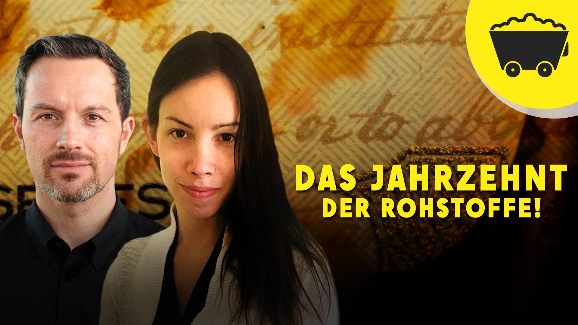 YouTube: Lyn Alden: Öl MUSS ins Depot! - Vorsicht vor Währungen