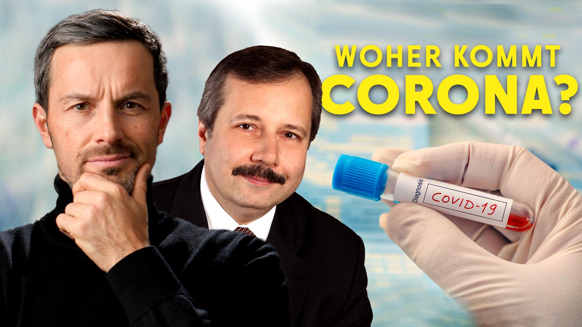 YouTube: CORONAVIRUS - Made in China? Menschengemacht? (Gain of Function)