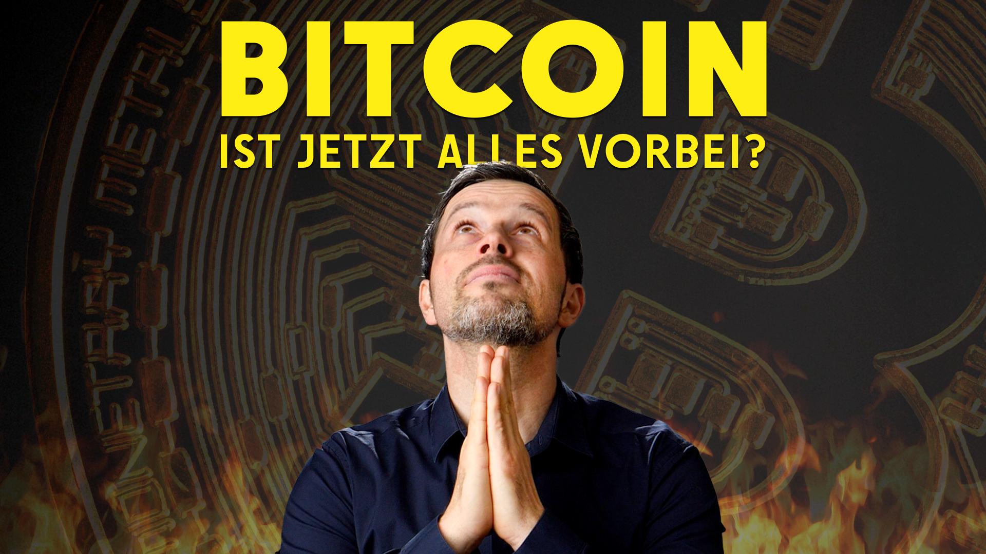 YouTube: Bitcoin alles vorbei? Jetzt verkaufen? (Wyckoff)