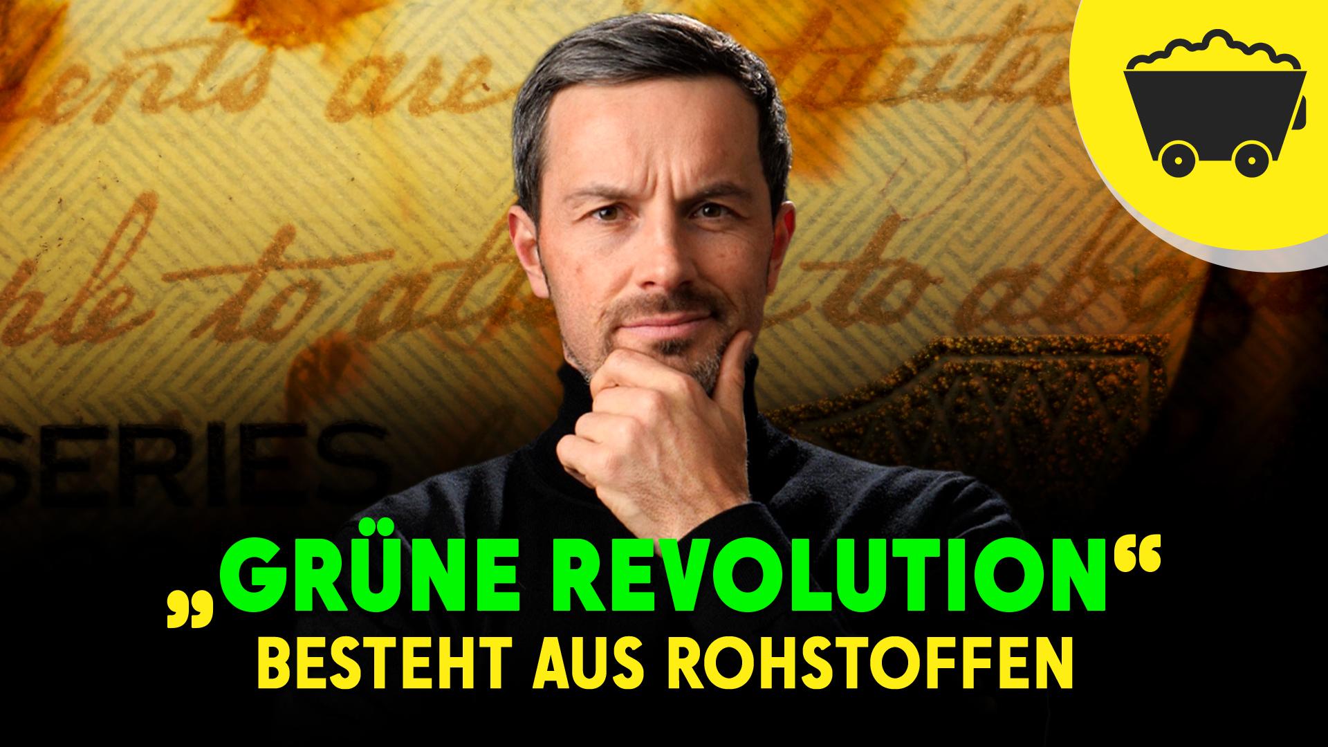 YouTube: INFLATION wird Silber zum GEWINNER machen! (Interview Ole Hansen von Saxo Bank)