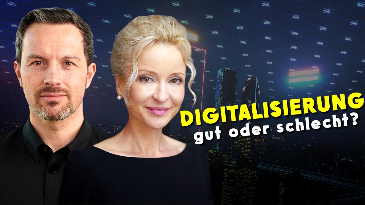 YouTube: Digitale Konzerne übernehmen die Macht! (Interview Sandra Navidi)