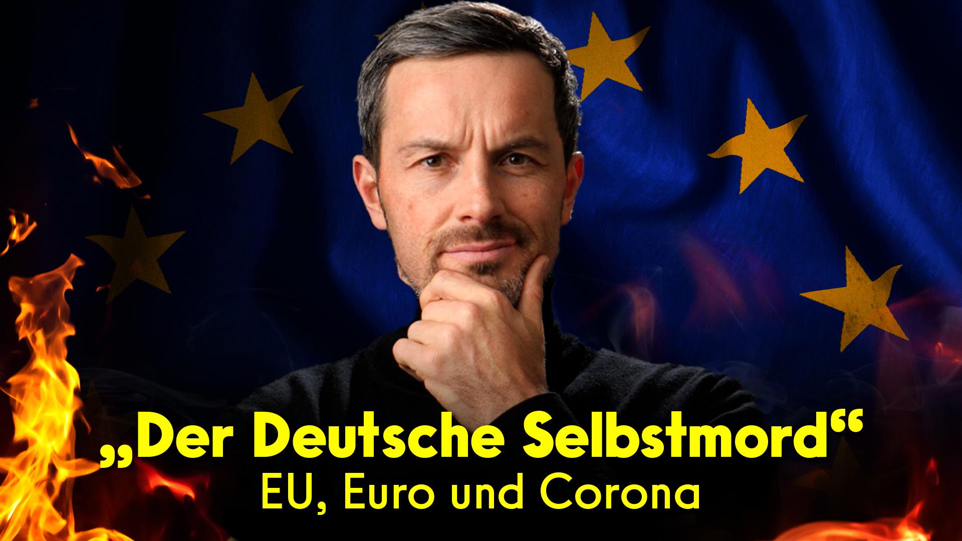 YouTube: Merkel hat Deutschland geschafft - Interview mit Markus C. Kerber
