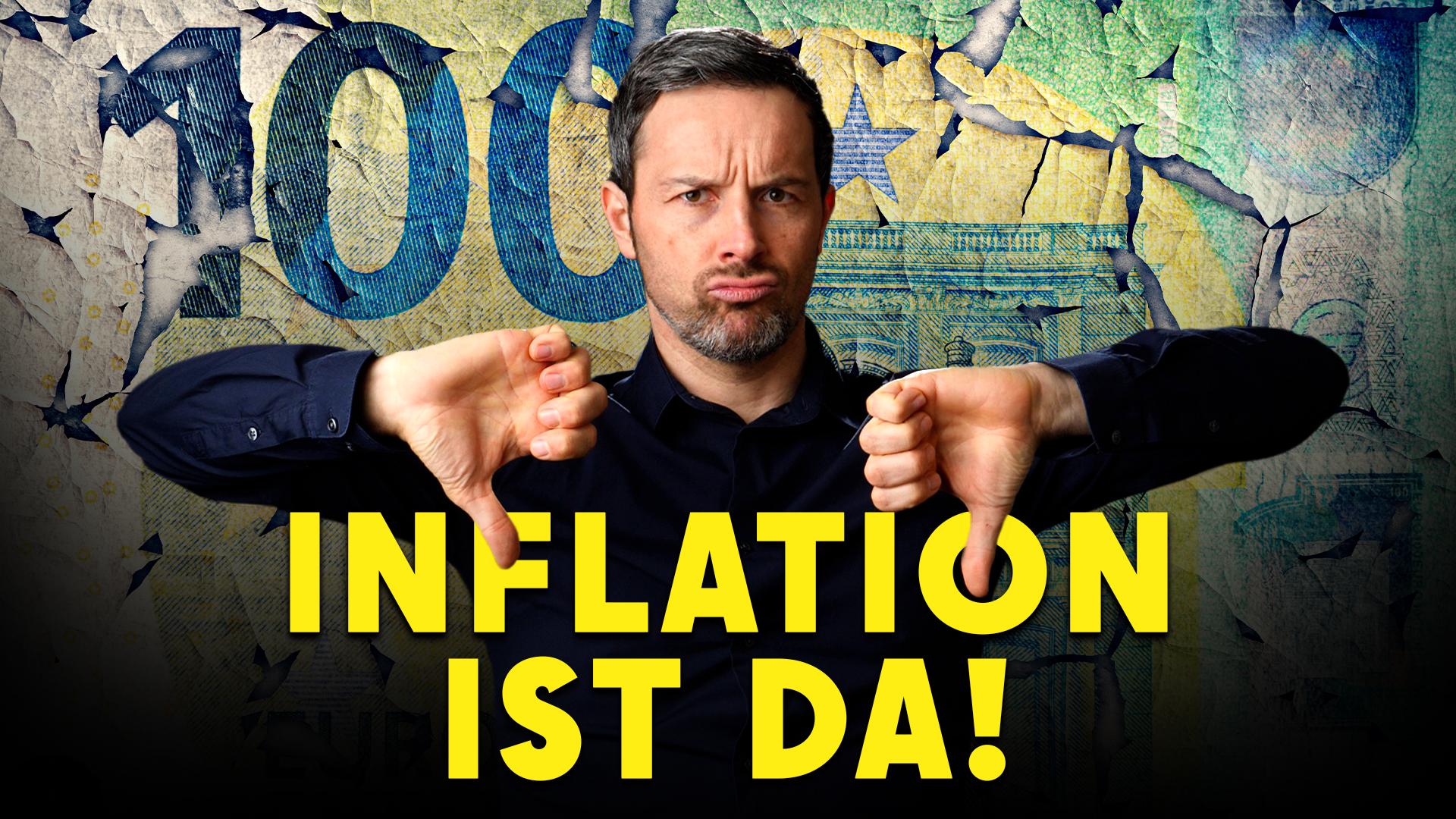 YouTube: SCHUTZ vor Inflation! (Enteignung geht weiter...)