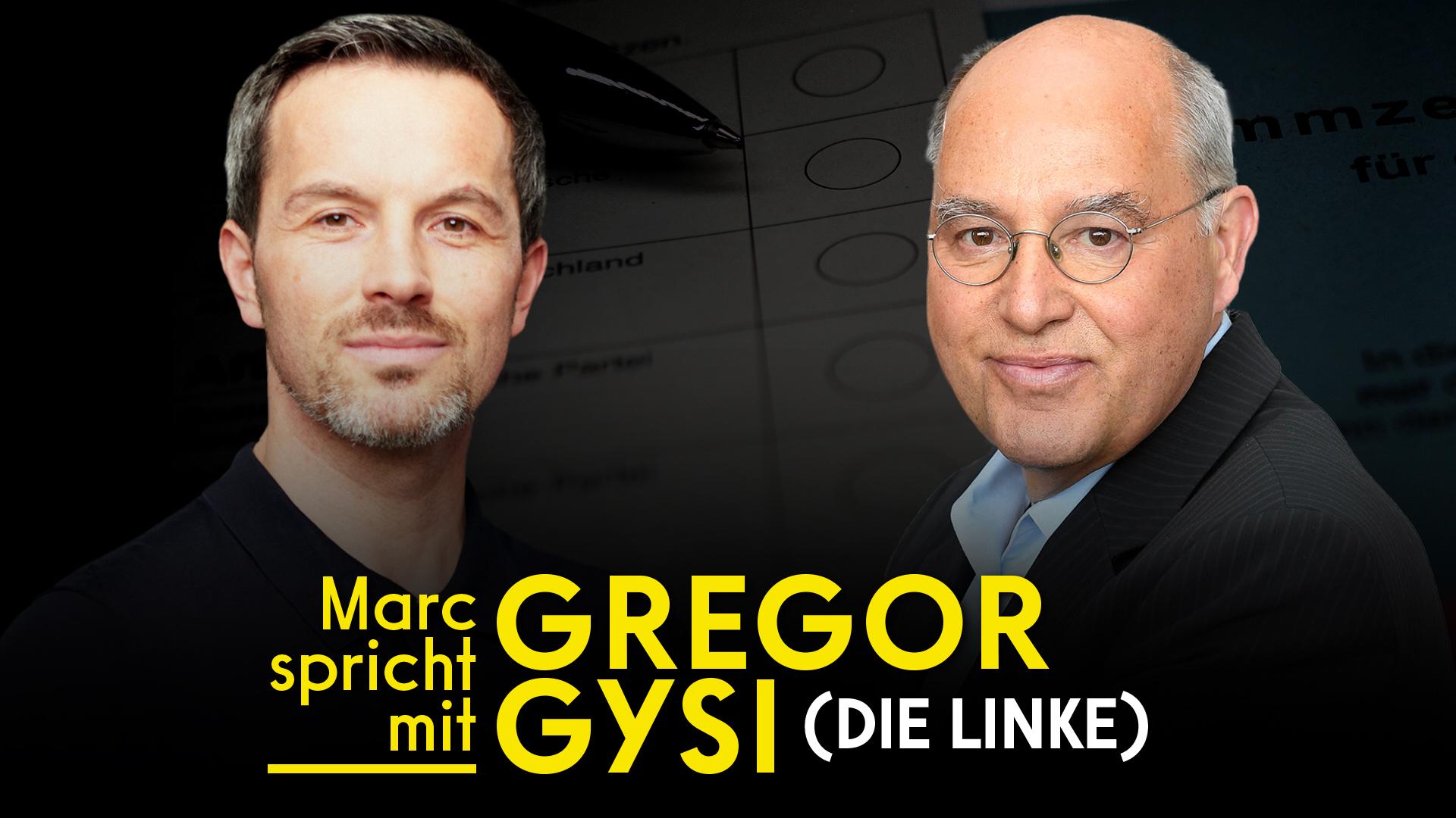 YouTube: Kann SOZIALISMUS wirklich funktionieren? (Gregor Gysi)