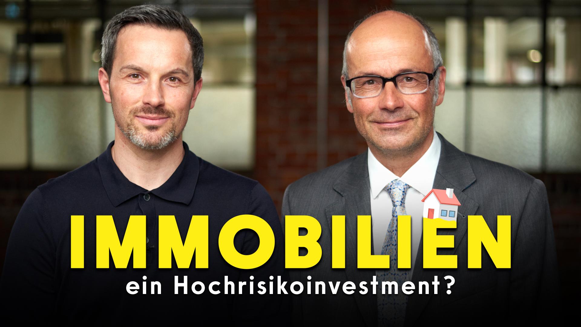 IMMOBILIENBLASE - schon bald am Ende? (Interview Dr. Andreas Beck)