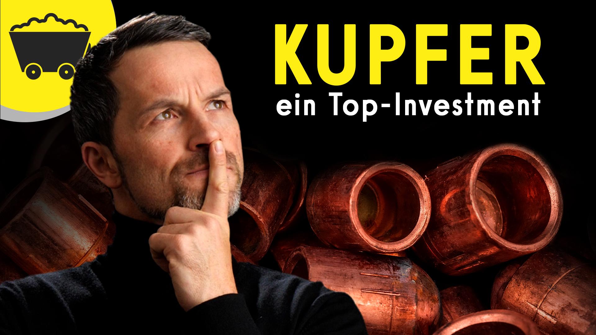 Ohne KUPFER kein FORTSCHRITT! (Interview Gianni Kovacevic)