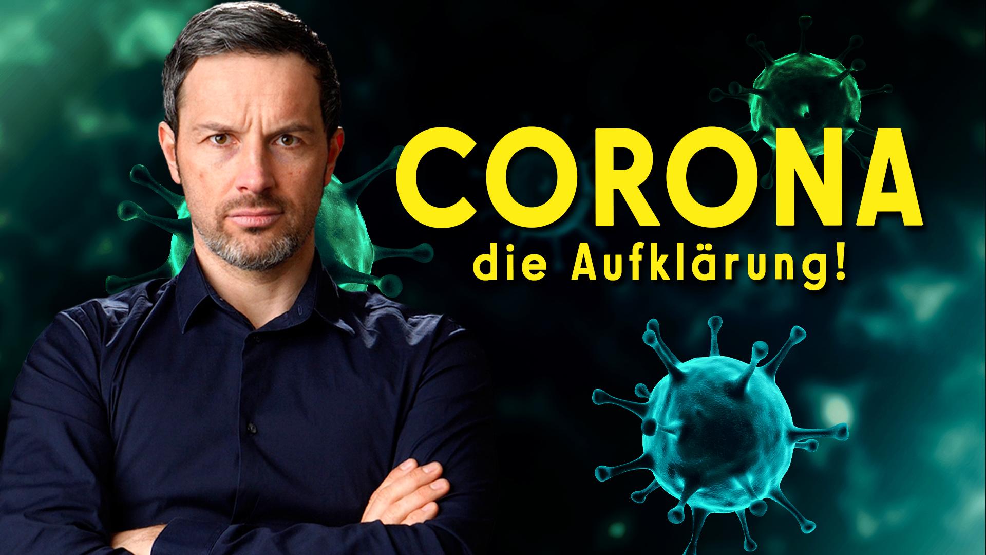 CORONA - die Wahrheit kommt ans Licht (Interview Dr. Roland Wiesendanger)