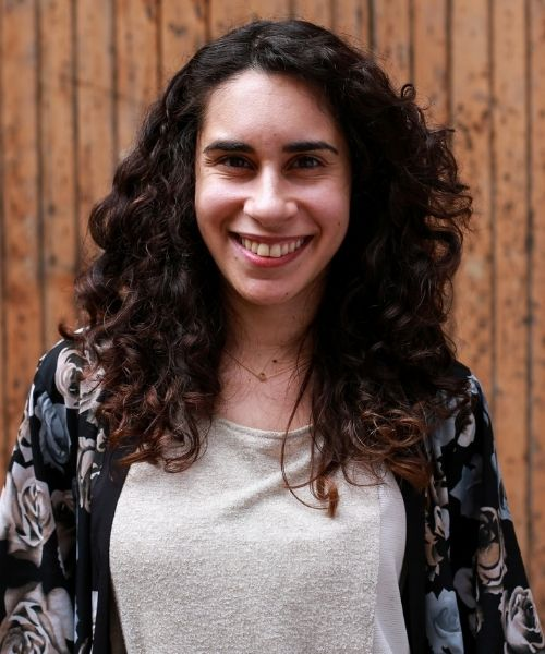 Zoi Kantounatou headshot