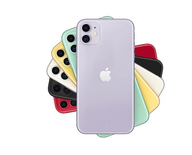 Programme Apple pour iPhone 11 (écran)