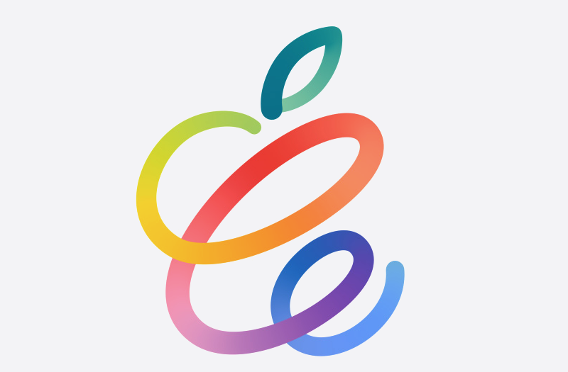 Evénement Apple Avril 2021