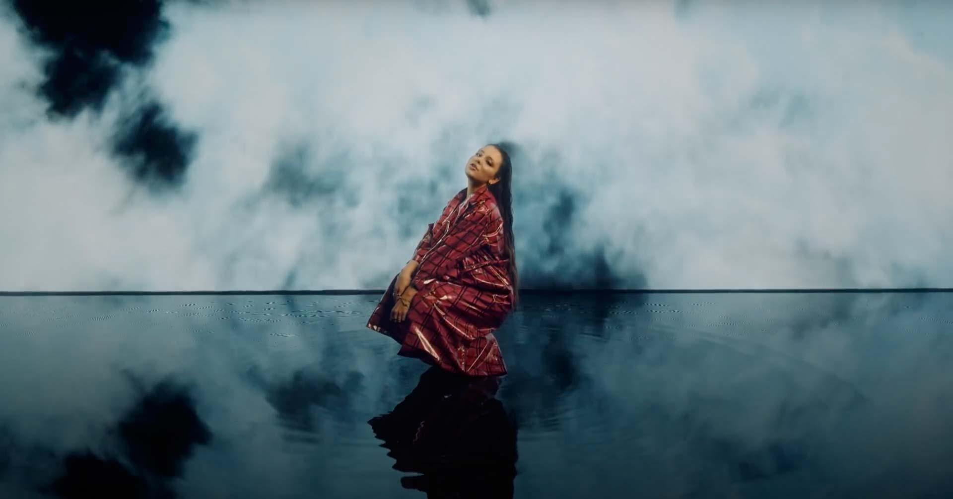 Musikvideo Screenshot Joedy Eiskönigin
