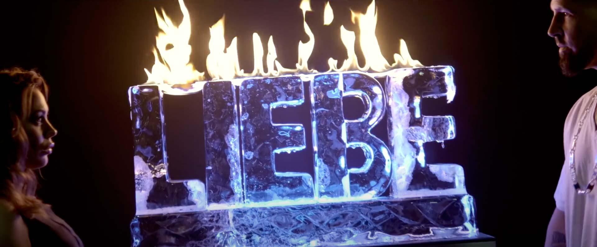 Musikvideo Screenshot Silla Hassliebe
