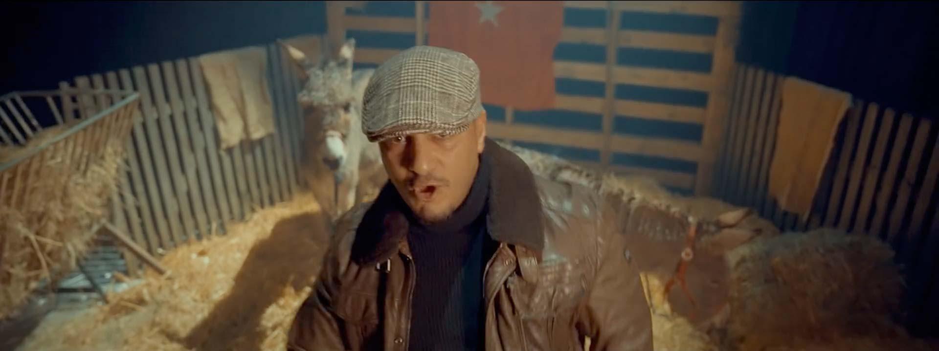 Musikvideo Screenshot Alpa Gun Bize Ne