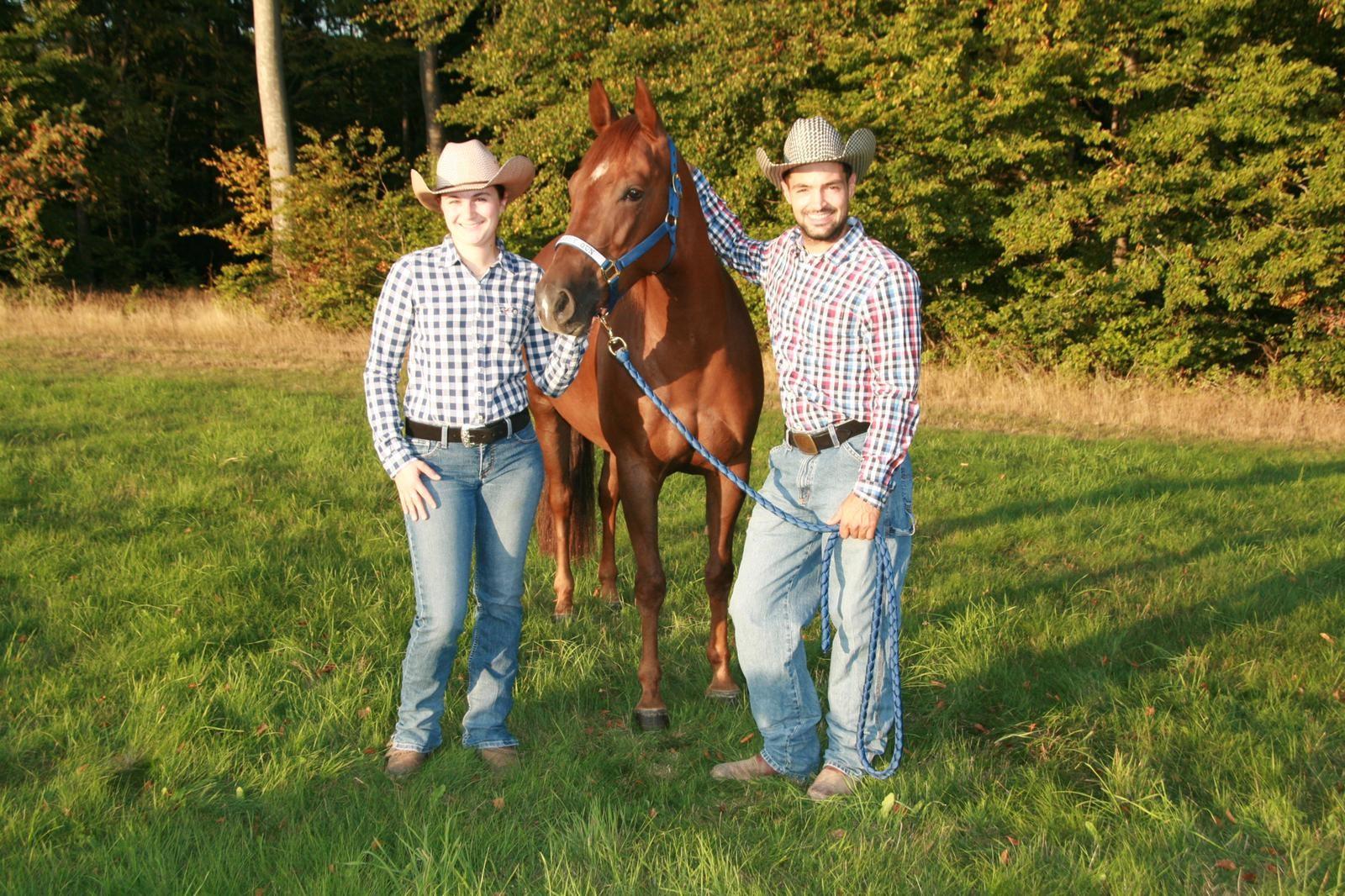 Team Elmers Performance Western riding
