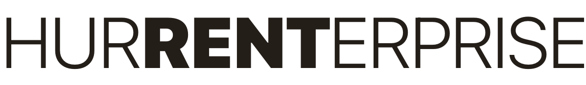 HURR Enterprise typographic logo