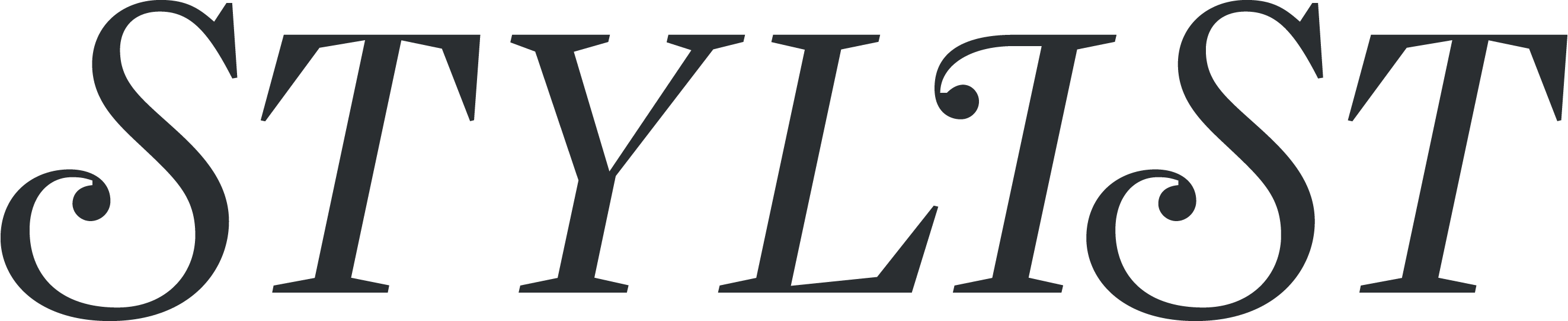 Stylist magazine logo
