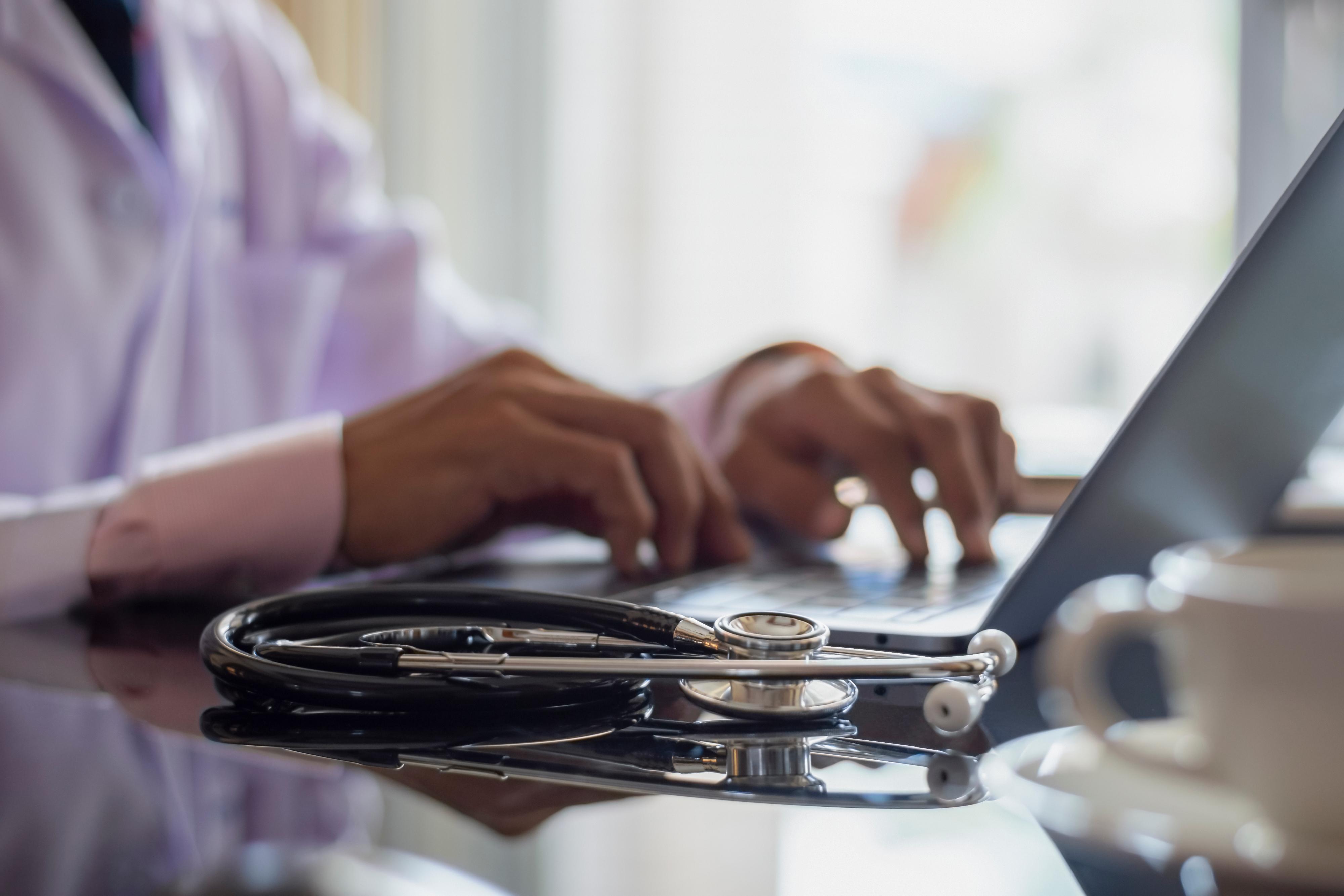 healthcare metadata entry