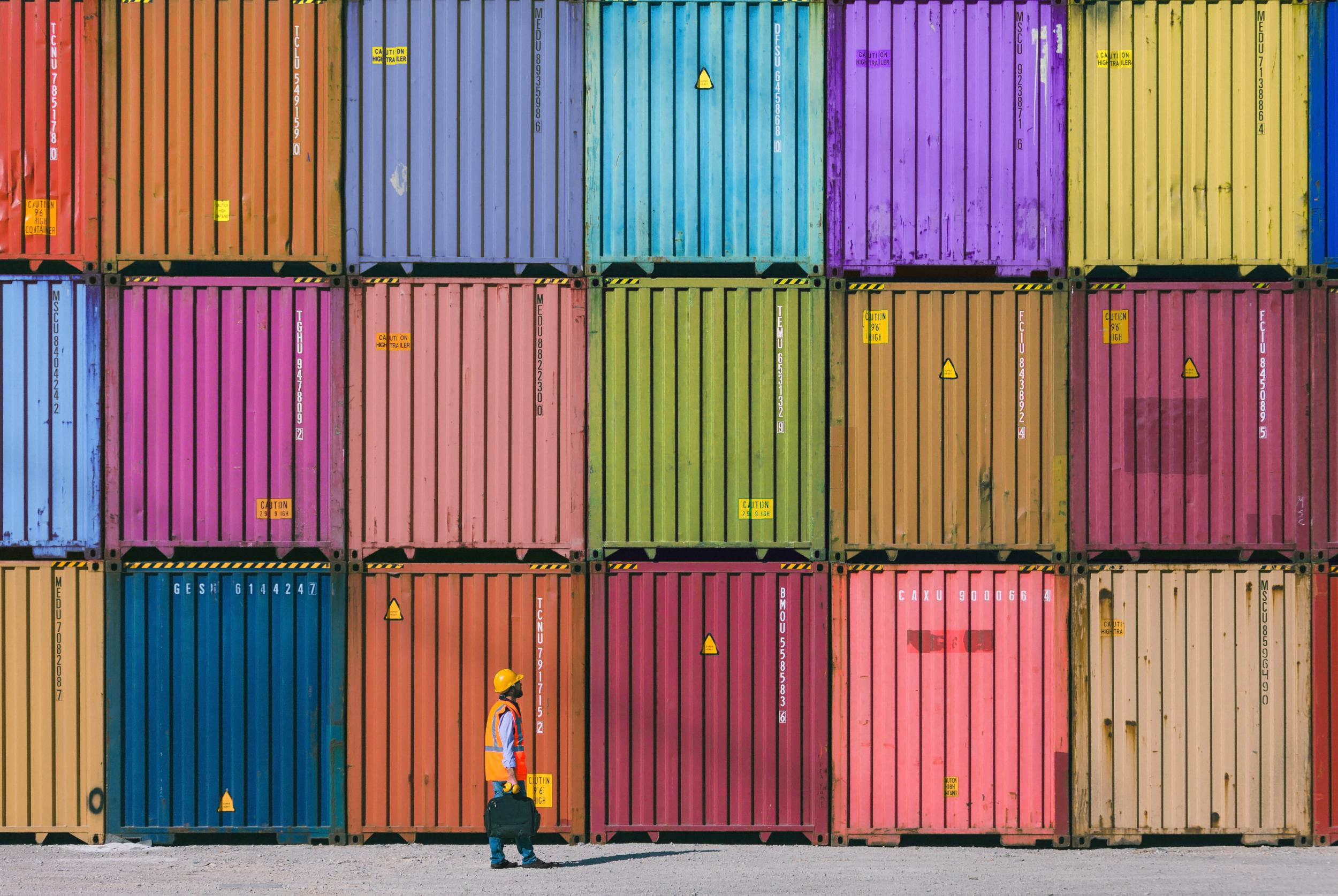 container storage to illustrate enterprise DAM