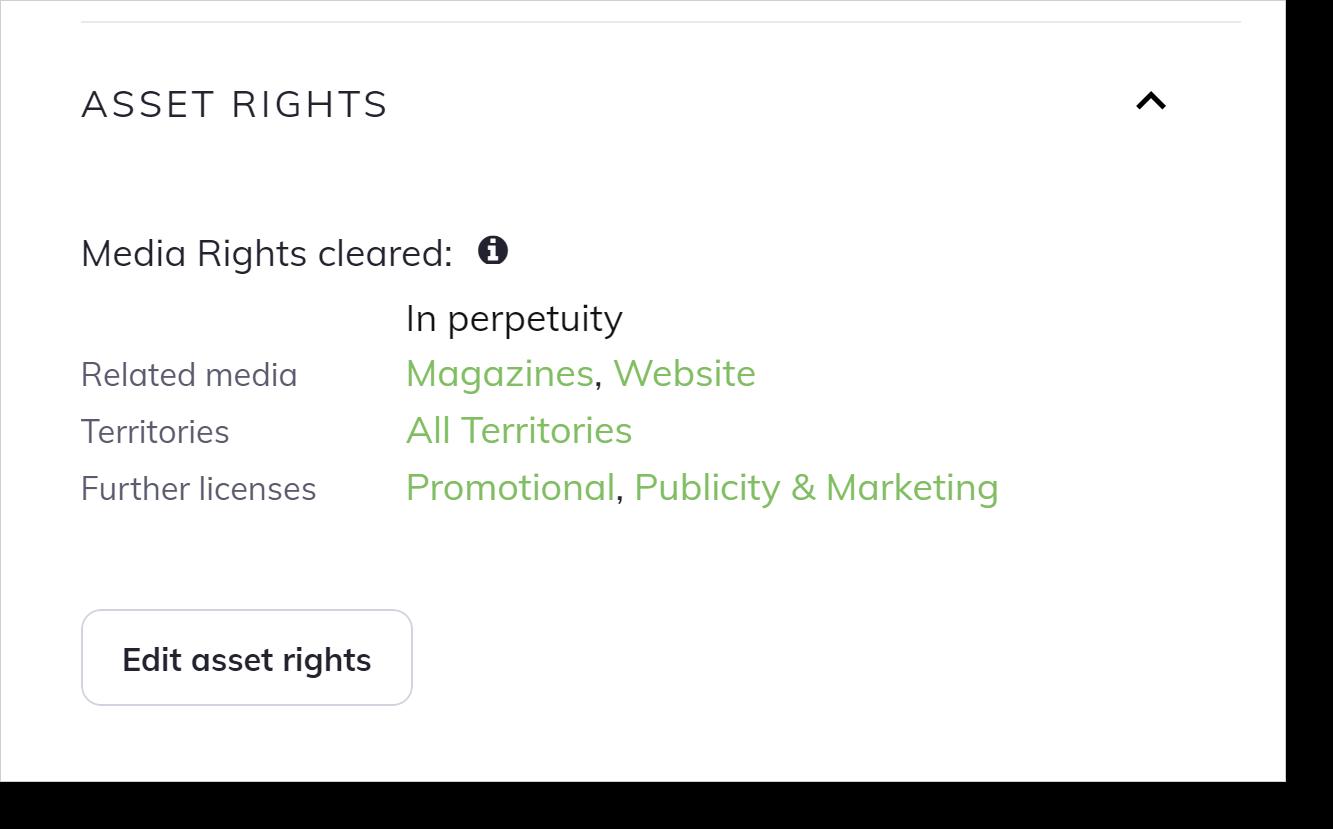 digital asset rights screenshot